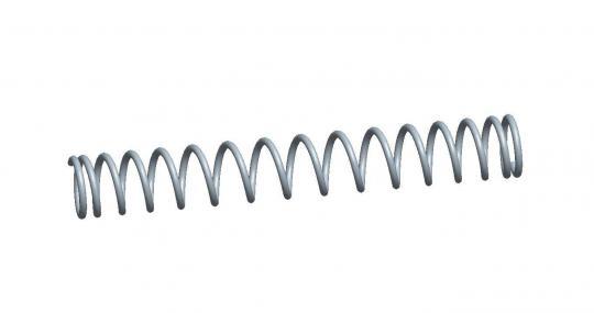 Feststellbremse Feder für Sicherungshebel F6 V3 1601